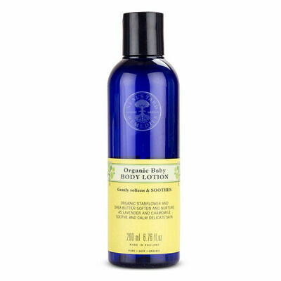 Neal's Yard Remedies Organic Mother & Baby Body Lotion 200ml