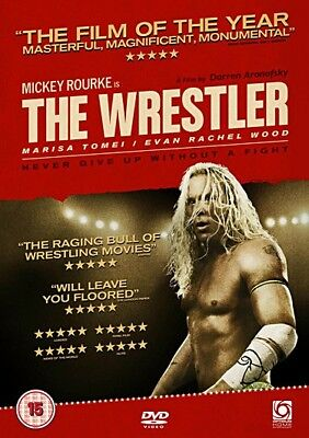 The Wrestler - Mickey Rourke wrestles his demons NEW/SEALED
