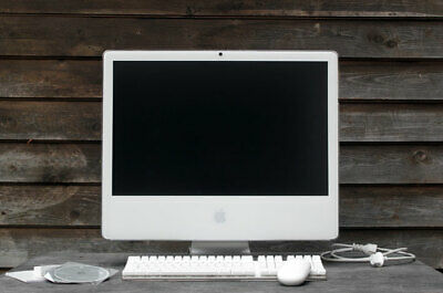 "Apple iMac 24"" + 2.33 GHz Core 2 Duo : 4GB.SD.500GB.APX.BT + K/M"