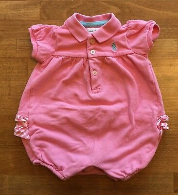 Outfits & Sets Little Razzy Baby Girl Pink Romper Outfit 18 M Months Must See Adorable Nwt