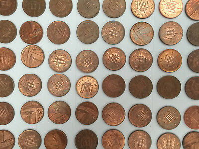 UK 1p/Penny Coins - Individual or Complete Set - British Coin Hunt