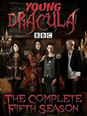 YOUNG DRACULA: THE BBC SERIES - THE COMPLETE FI (Region 1 DVD,US Import,sealed.)
