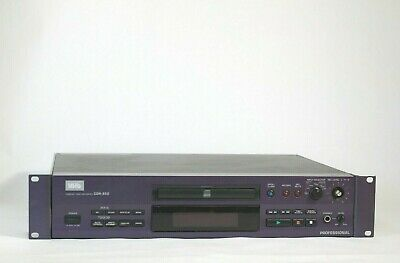 HHB CDR-850 Professional CD Recorder/Player