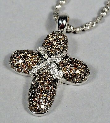 Jewelry & Watches Jackie Collins Estate Cross Rosary Necklace Crystal Vintage Pendant Celebrity