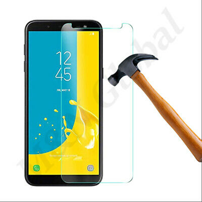 For Samsung Galaxy J6 Tempered Glass Screen Protector for Galaxy J6 2018