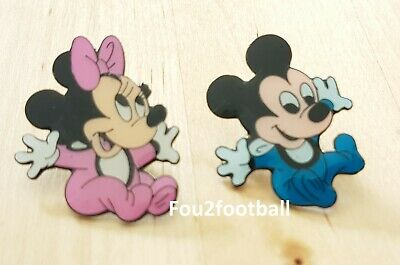 2 Pin S Pin S Mini Mickey Bebe Baby Anime Mangas Figurine
