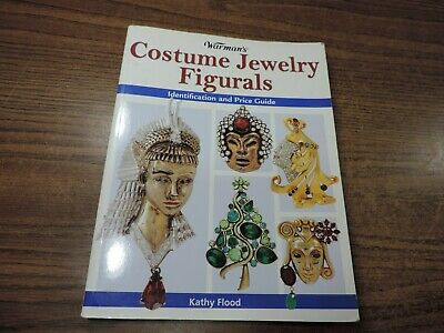Warman's Costume Jewelry Figurals : Identification and Price Guide by Kathy Floo
