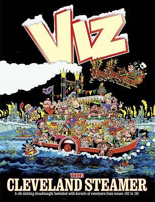 The Cleveland Steamer: Viz Annual 2012 (Annuals 2012), Viz | Used Book | Fast De