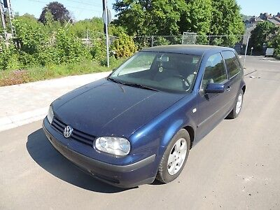 VW Golf 4  1900 TDI 110  annee 2000