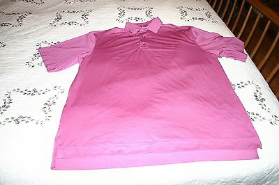 Men's Footjoy Golf Polo Shirt Embroidered Nooners Cup Logo Sz Large