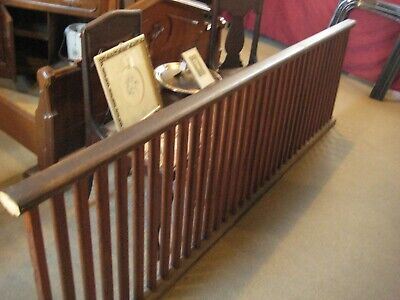 LATE VICTORIAN/ EARLY CRAFTSMAN Newels and staircase railing
