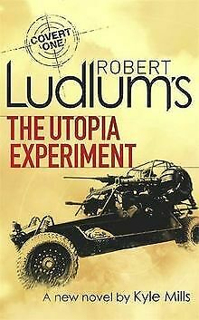 Robert Ludlum's The Utopia Experiment by Ludlum,... | Book | condition very good