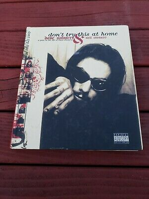 Don't Try This at Home: A Year in the Life of Dave Navarro first edition 1st HC