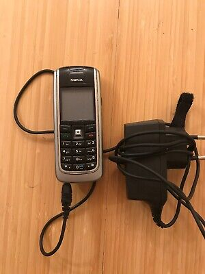 Nokia 6021 Phone Working Great With Battery & Charger Unlocked SIM FREE