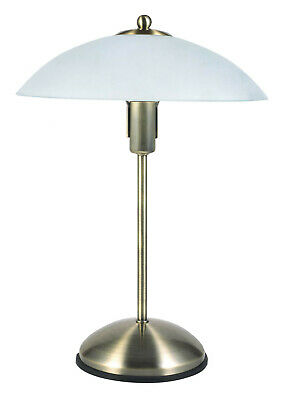 NEW Tracey Touch Lamp in Antique Brass - Oriel,Lamps