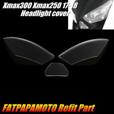 FOR YAMAHA XMAX300 250 400 3D Remote Control Key Cover