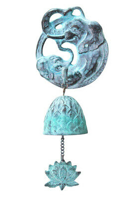 Elephant Casting Door Bell _Antique Style Casting Wind Chimes _Hanging Bell