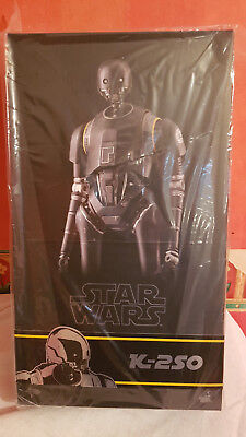 Hot Toys MMS 406 Star Wars Rogue One K-2SO K2SO neuf