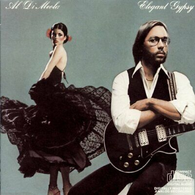 Al Di Meola - Elegant Gypsy CD SONY CUSTOM MARKETING GROUP NEW