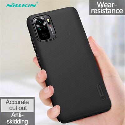NILLKIN For Xiaomi Redmi Note 8 7 Pro 7 7A 6A Frosted Shield Hard Case Cover