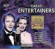 Great Entertainers by Crosby, Cole | CD | condition good