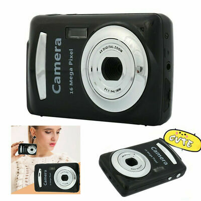 Mini compact Digital Camera 16MP 1080P HD 2.4''TFT LCD Camcorder DV kid gift
