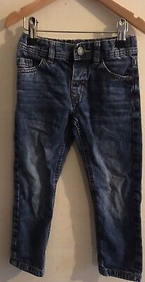 Marks And Spencer's Size 3-4 Years Skinny Jeans