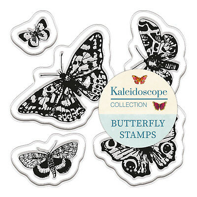 Clear Stamps Butterfly Kaleidoscope