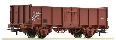 Wagons HO roco 56282 Open Boxcar SNCB - NMBS H0 DC Ep IV New