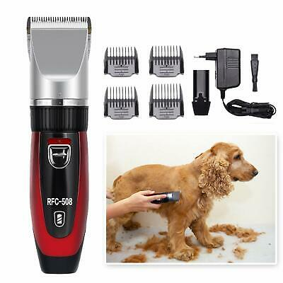 Dog Clippers Cordless Pet Clipper Hair Shaver tondeuse animaux chien chat