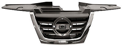 Nissan Juke 2010-2014 Front Grille Black With Chrome Moulding Brand New