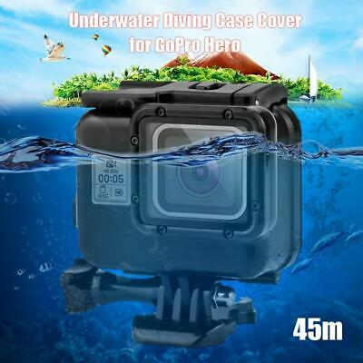 45m Waterproof Underwater Diving Case Cover for GoPro Hero 7 6 5 Black Camera