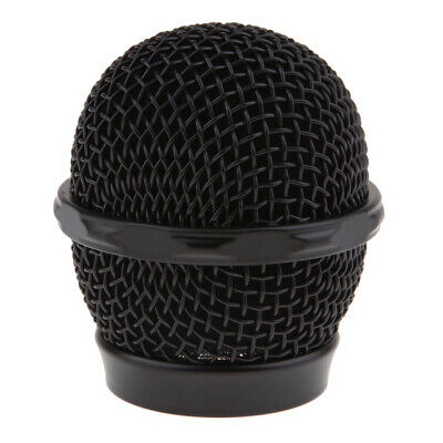 Replacement Microphone Head Grill Mic Mesh Pop Filter Cover