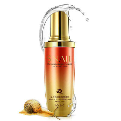 Snail Serum Repair Toner Snail Essence Face Care Blackhead Remover Anti Aging