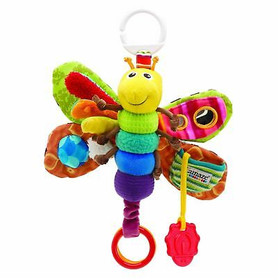 Lamaze Play & Grow Freddie the Firefly-Clip on Pram/Buggy , Development Toy