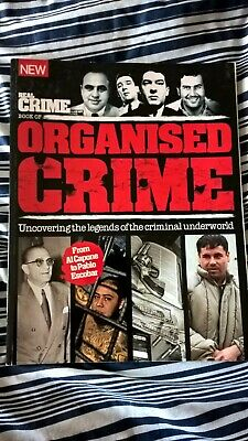 Real Crime Book of Organised Crime