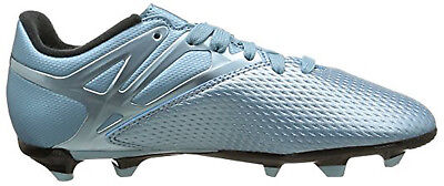 finest selection 9280f cbc6c  SALE  Adidas - MESSI 15.3 FG AG Junior Football Boots Blue SIlver