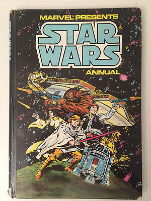 1979 Marvel Presents Star Wars Annual Hard Cover                              An