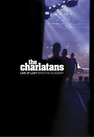 The Charlatans: Live at Last - Brixton Academy [DVD] - DVD - NEW AND SEALED
