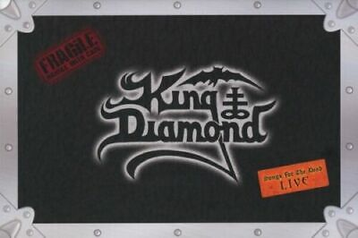KING DIAMOND - Songs For The Dead LIVE - LIMITED AND HAND NUMBERED BOX SET