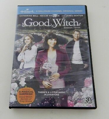 good witch secrets of gray house