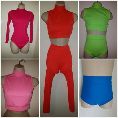 LYCRA ADFP RULES BEGINNER WEAR Freestyle Dance Costumes / Accessories