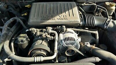 Jeep 4.7 Engine >> Jeep Grand Cherokee 4 7l Engine 16 Tooth Type 2003 2004