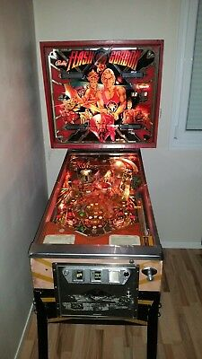 great fit on feet shots of entire collection 1981 BALLY FLASH Gordon Pinball Machine Fuse Kit - Bally AS ...