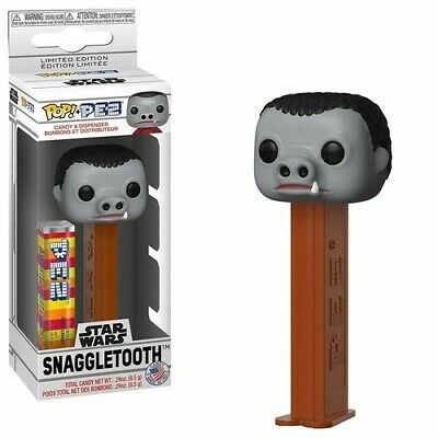 Star Wars - Snaggletooth - Funko Pop! Pez: (2019, Toy NUEVO)