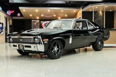 1970 Chevrolet Nova Restomod Nova Restomod! GM 383ci Stroker V8, 700R4 Automatic, Tubular Suspension, PS, PB