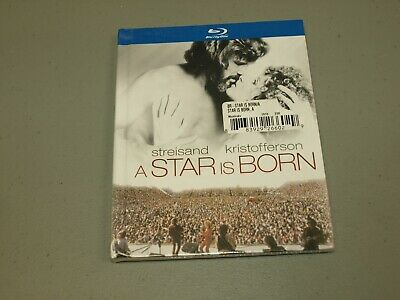 A Star Is Born Blu-Ray DigiBook Barbra Streisand 1976 Kris Kristofferson   NEW
