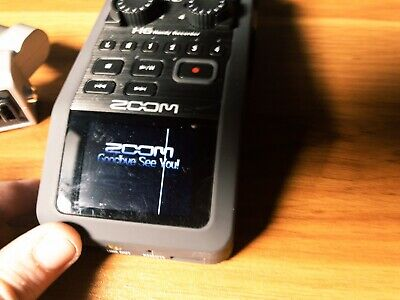 ZOOM H6 DIGITAL Recorder w/ APH-6 Accessory Package & TASCAM