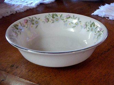 Johann Haviland Bavaria GERMANY China FOREVER SPRING Dessert / Berry bowls 5""