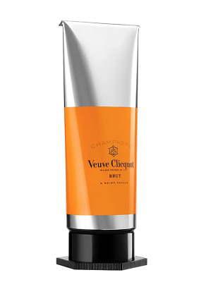 Veuve Clicquot Colorama Paint Tube Champagne Gift Bottle Holder / Chiller Gift